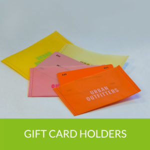 Urban Outfitters Gift Card Holders